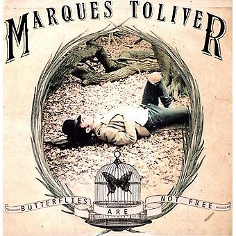 Marques Toliver - Butterflies Are Not Free [Vinyl] USA import