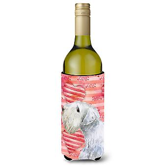 Sealyham Terrier Love Wine Bottle Beverge Insulator Hugger