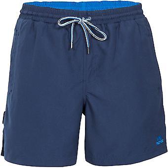 Trespass Mens Granvin Casual Summer Surf Mid Length Quick Dry Shorts
