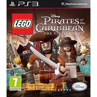 LEGO pirater i Caribien (PS3)-nyt