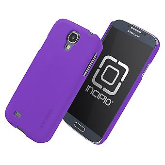 Incipio Hard Shell Ultra-Light Feather Case for Samsung Galaxy S4 - Royal Purple
