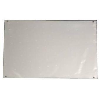 Proma 138 085c Aluminium Enclosure Front Plate 202.9 x 128.5 mm