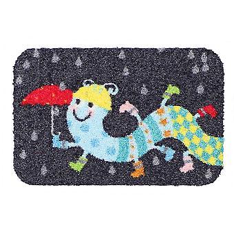 Salon Leeuw mini mat Tausendstiefler grappig kleine voet-schoen-opslag