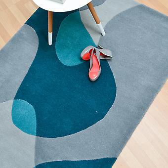 Matrix Arc tapijten Max57 Teal