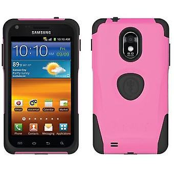 Trident Aegis Case for Samsung Epic Touch 4G SPH-D710, Galaxy S2 SPH-R760 (Pink)