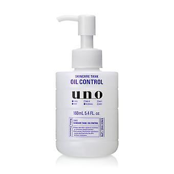 Shiseido Japan UNO Tank alt-i-1 hudkrem for menn (160 ml / 5.4oz.) Pumpe Edition - oljen kontroll