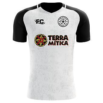 2018-2019 Valencia Fans Culture Home Concept Shirt - Kids
