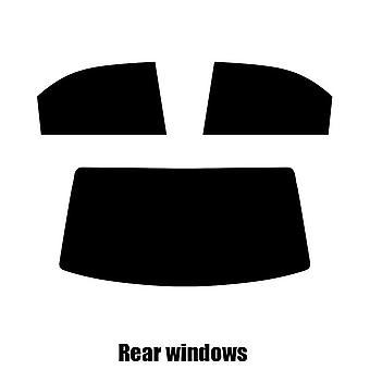 Pre cut ikkunasävy - Hyundai Sonata - 2002-2004 - takaikkunat
