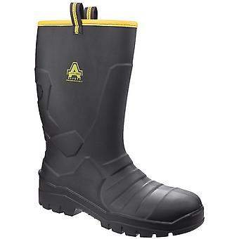 Amblers sicurezza adulti Unisex AS1008 piena sicurezza Rigger stivali