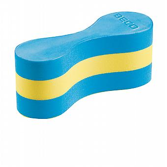 BECO Pull Buoy Small - Blue/Yellow