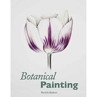 Botanical Painting by Mariella Baldwin - 9781847972774 Book