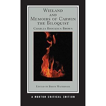 Wieland och Memoirs of Carwin Biloquist
