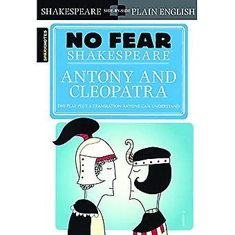 Antony and Cleopatra (Sparknotes No Fear Shakespeare)