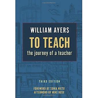 Pour enseigner