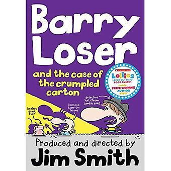 Barry Loser och fallet med skrynkliga kartongen