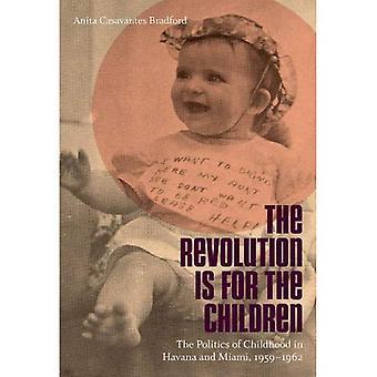 Vallankumous on lapsille: lapsuuden politiikka Havannassa ja Miami, 1959-1962 (hetkellä Kuuba)
