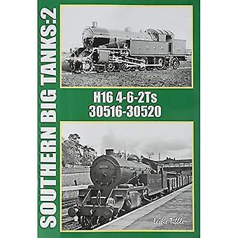 Southern Big Tanks: Volume 2: H16 4-6-2Ts : 30516-30520 (Two)