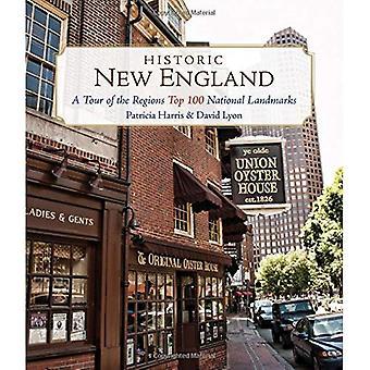 Historisch New England: Een Tour van de regio's Top 100 nationale monumenten
