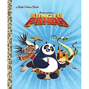 Kung Fu Panda kleine gouden boek (DreamWorks Kung Fu Panda) (gouden boekje)
