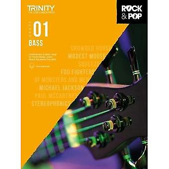 Trinity Rock & Pop 2018 Bass�Grade 1 (Trinity Rock & Pop�2018)
