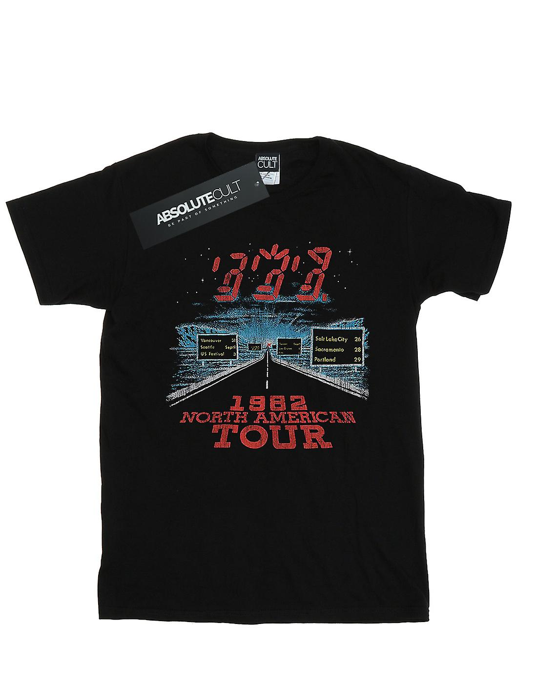 The Police Men's North American Tour T-Shirt