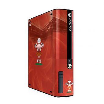 Wales R.F.U. Xbox 360 E GO Skin
