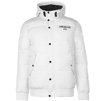SoulCal Mens Puffer Jacket