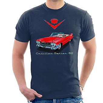 T-shirt 1959 Cadillac Series 62 homens