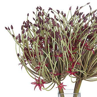 Hill Innenräume künstliche Allium einzigen Stamm