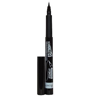 Rimmel London Scandaleyes Eyeliner Precision Micro Waterproof 1.1ml Black Stay True Colour