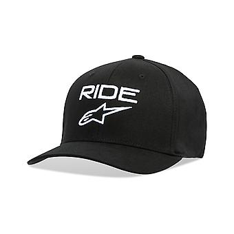 Alpinestars Ride 2.0 Cap in Black/White
