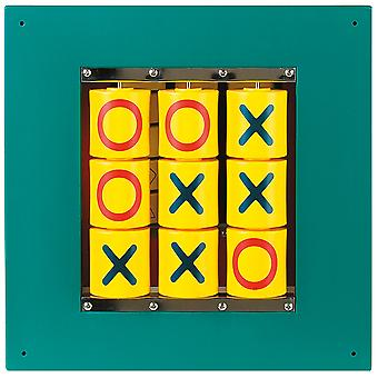 Busy Cube tic tac toe painel