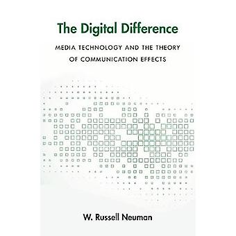 The Digital Difference - Media Technology and the Theory of Communicat