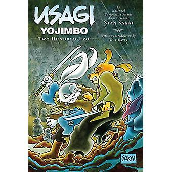 Usagi Yojimbo Volume 29 - 200 Jizzo Ltd. Ed. by Stan Sakai - 978161655
