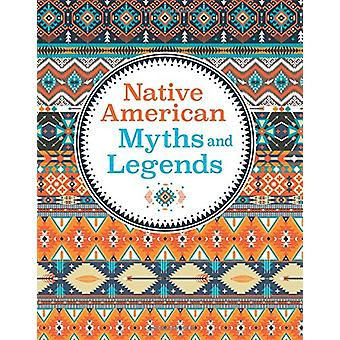 Native American Myths & Legends - 9781784287177 Book