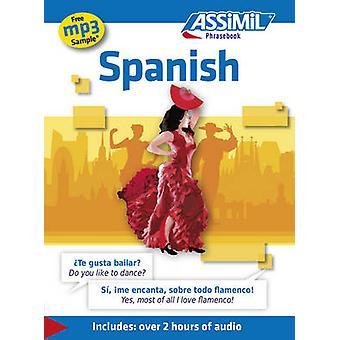 Spanish Phrasebook by Juan Cordoba - 9782700506525 Book