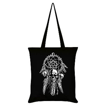 Unorthodox Collective Gothic Dreamcatcher Tote Bag
