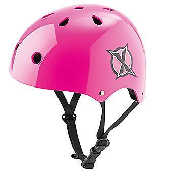 Xootz różowy kask Skate - mała 45-53cm