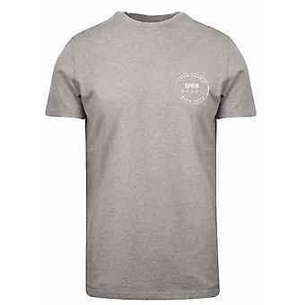Edwin grey melange kärlek från Japan T-shirt