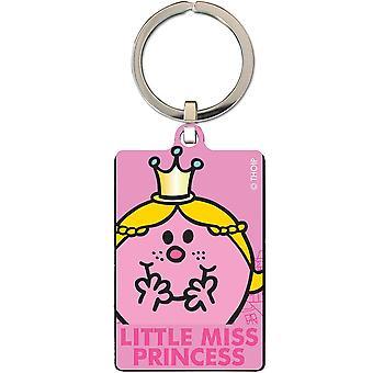 Little Miss Princess Key Ring