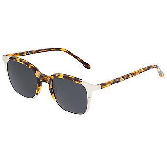 Sessanta uno occhiali da sole con polarizzazione Kewarra - Argento/Nero
