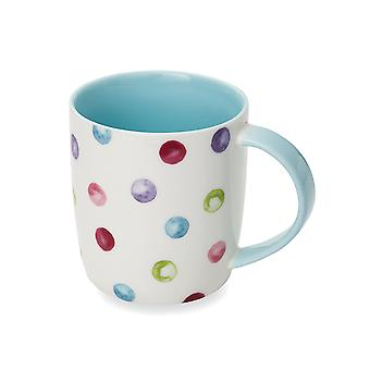 Cooksmart Spotty Dotty Barrel Mug