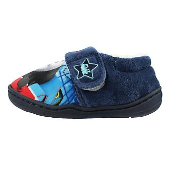 Thomas de tank motor jongens Toney lage top slippers UK maten kind 5-10