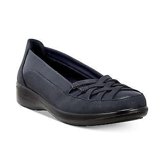 Easy Street Womens Vista Closed Toe Casual Slide Sandals