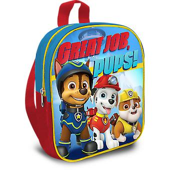 Kids Euroswan Mini Backpack 24Cm Paw Patrol (Babies and Children , Toys , School Zone)