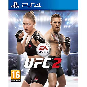 UFC 2 EA Sports PS4 spel-PlayStation hits editie