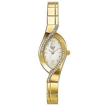 Perth tg3747.01 Quartz Analog Woman Watch with TG3747-01 Stainless Steel Bracelet