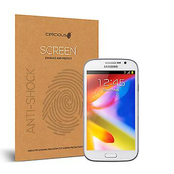 Celicious Impact Anti-Shock Shatterproof Screen Protector Film Compatible with Samsung Galaxy Grand
