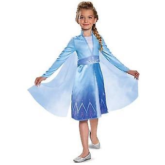 幼児と子供のためのエルザの衣装 - 冷凍2