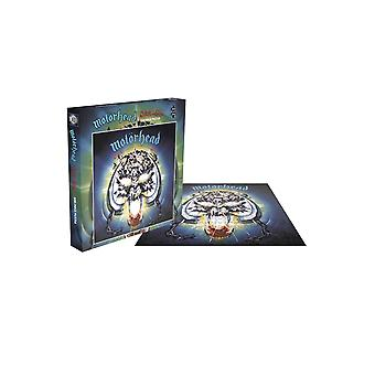 Motorhead Jigsaw Puzzle Overkill Album new Official 500 Piece